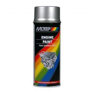 Motip Engine Paint – Aluminium – 400ml