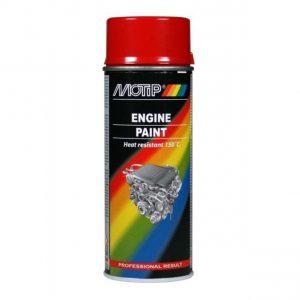 Motip Engine Paint – Rood – 400ml
