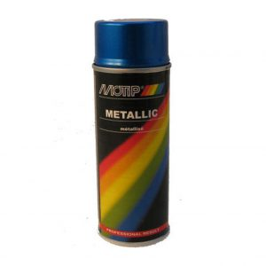 Motip Metallic Lak Blauw