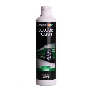 Motip Colour Polish Green 500ml