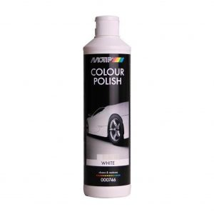Motip Colour Polish White 500ml