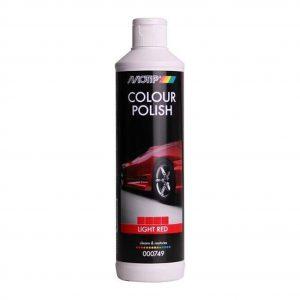 Motip Colour Polish Light red 500ml