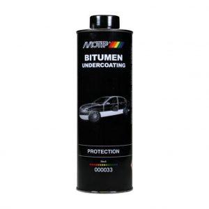 Motip bitumen undercoating – schroefbus 1kg.