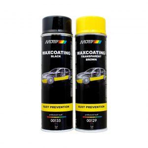 Motip Anti Roest Waxcoating Spuitbus 500ml