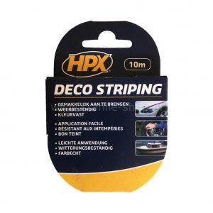 HPX Deco Sierbies 1.5mm x 10mtr Donkerblauw