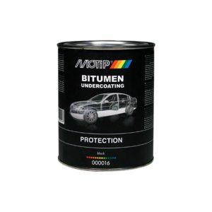 Motip bitumen undercoating – kwastblik 1,3kg