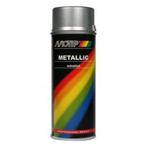 Motip Metallic Lak Zilver