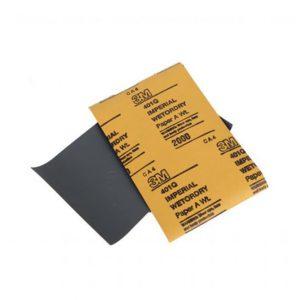 3M Waterproof Micro Fine K2000 Polijstpapier