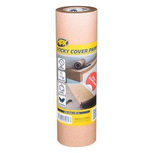 Zelfklevend afdekpapier – 225mm x 30m