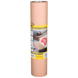 Zelfklevend afdekpapier – 300mm x 30m